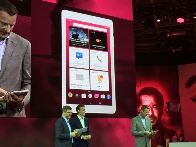 Puls - das erste Tablet der Telekom telekom Telekom Pressekonferenz bestätigt altes Wissen – eigenes Tablet als Fernbedienung IMG 9499 e1441364616105 680x510