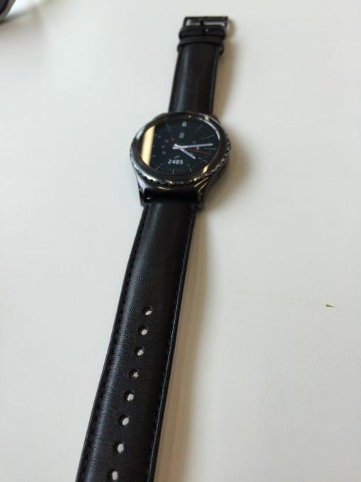 Hier ist die Samsung Gear S2 Classic zu sehen samsung Samsung im Interview – von der Smartwatch bis zu Smart-Home und Smartphones IMG 9521 e1441440181184 510x680