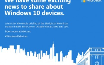 Microsoft lädt zu Hardware-Event nach New York ein