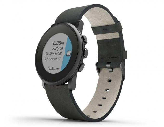 Pebble Time Round wird in Kürze vorgestellt Pebble Time Round Pebble Time Round – dünnste Pebble Smartwatch aller Zeiten Pebble Time Round 680x526