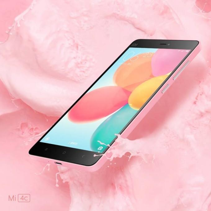 Xiaomi Mi4c in verschiedenen Farben Mi4c Xiaomi startet mit Mi4c in China durch – ein Mittelklassegerät zu gutem Preis Present24 680x680