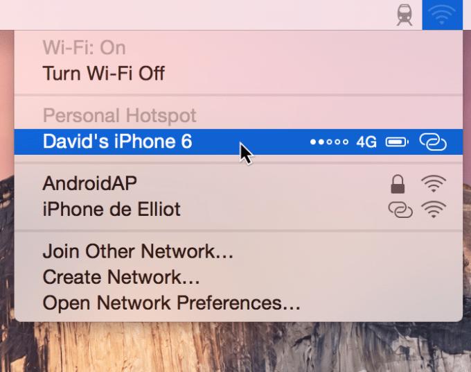 Tripmode speichert bekannte Netzwerke tripmode Tripmode für den Mac: weniger Datenverbrauch über einen Hotspot Screenshot 06 Use Case Step 1 Connecting to a hotspot 680x536