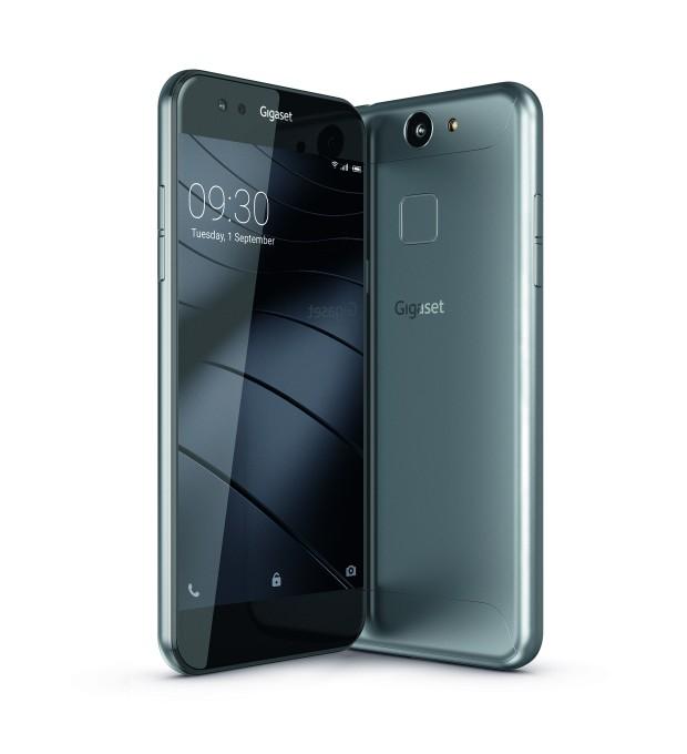 Gigaset ME Pure ist das Einsteigermodell Gigaset Gigaset stellt seine erste Smartphones vor – von Highend bis zum Einstiegsmodell gigaset me pure black 620x680