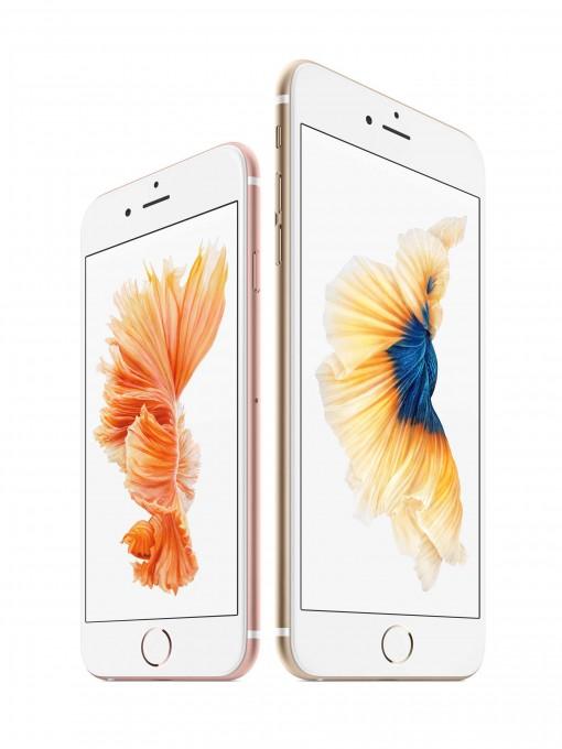 Keine Designänderung beim iPhone 6s (Plus) iphone 6s iPhone 6s – Generation bekommt 3D Touch und revolutioniert Fotografieren iPhone6s 2Up HeroFish PR PRINT 510x680