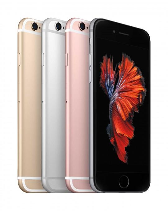 iPhone 6s bekommt von Apple künftig vier Farben iphone 6s iPhone 6s – Generation bekommt 3D Touch und revolutioniert Fotografieren iPhone6s 4Color RedFish PR PRINT 541x680