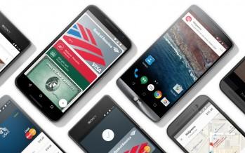 Mehrere Hinweise kündigen baldigen Start von Android Pay an