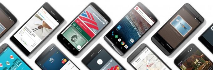 Android Pay könnte bald starten android pay Mehrere Hinweise kündigen baldigen Start von Android Pay an paycollage 680x225