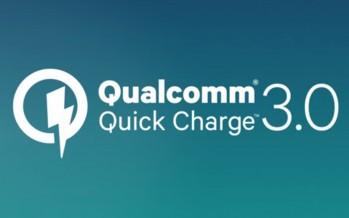 Qualcomm stellt Quick Charge 3.0 vor – Akku in 35 Minuten auf 80 Prozent laden