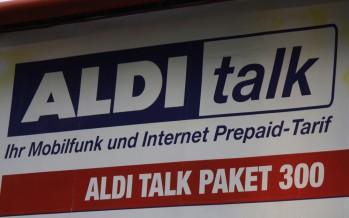 Aldi Talk beherbergt eine Kostenfalle – Kosten von über 100 Euro möglich