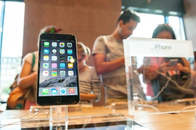 iPhone 6s (Plus) ist mit Fehlern behaftet iPhone 6s Probleme mit dem iPhone 6s: kommt bald Heatgate und Gyroskopgate? shutterstock 218533348 680x454
