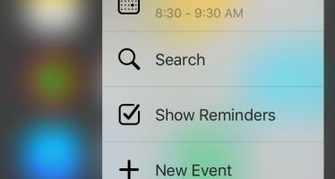 Fantastical 2.5 ist da: 3D Touch, Slide Over, SplitView und mehr iOS 9 Features