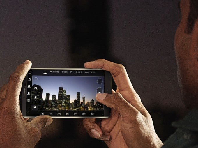 LG V10 mit Kamera der besonderen Art lg Exklusiv: LG im Interview – nicht jeder will ein Flaggschiff, Modularität ist zweitrangig Bild LG V10 Manual Camera Mode 680x510