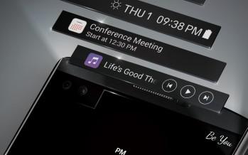 LG startet mit High-End Smartphone LG V10 durch