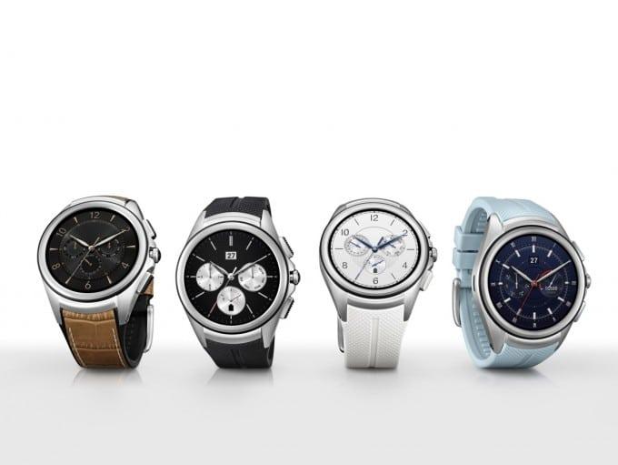 LG Watch Urbane mit vier Varianten LG Watch Urbane Die zweite Generation der LG Watch Urbane mit LTE präsentiert Bild LG Watch Urbane 2nd Edition 1 680x511