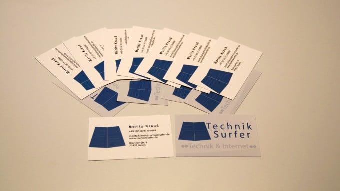 Viaprinto - unsere Visitenkarten viaprinto Onlinedruckerei viaprinto im Test: Preise vergleichen lohnt sich DSC052041 680x382