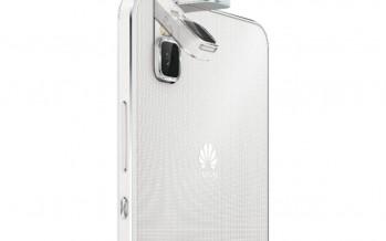 Smartphone mit schwenkbarer Kamera: Huawei enthüllt ShotX
