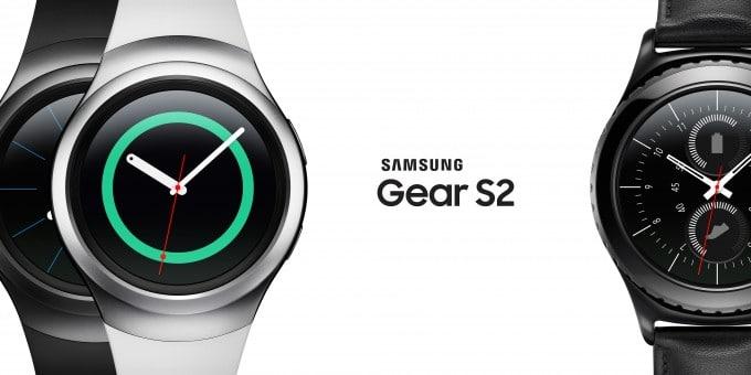 Samsung Gear S2 (Classic) bald in Deutschland Gear S2 Samsung Gear S2 und Gear S2 Classic ab 08. Oktober in Deutschland Samsung Gear S2 Keyvisual 680x340