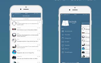 In eigener Sache: TechnikSurfer App geht in neue Runde