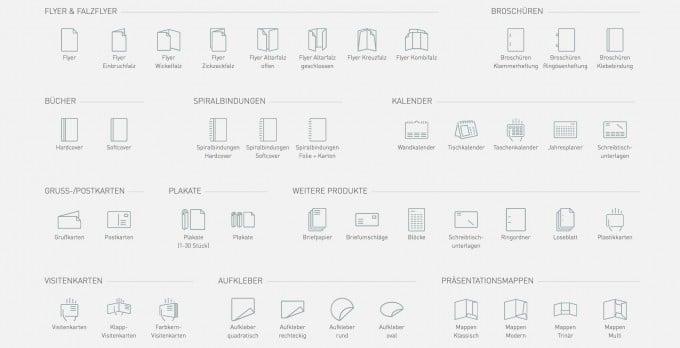 Die Website von Viaprinto viaprinto Onlinedruckerei viaprinto im Test: Preise vergleichen lohnt sich Viaprinto Website 680x348