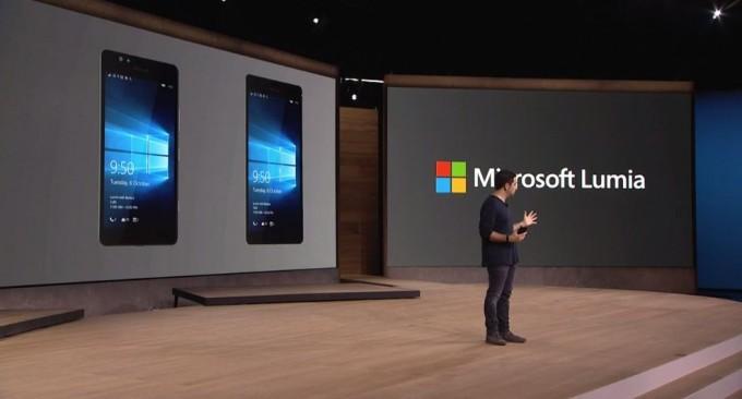 Microsoft stellt neue Lumia-Smartphones vor Microsoft Microsoft stellt drei neue Lumia-Smartphones mit Windows 10 vor lumia 03 680x366