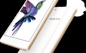 Einsteigersmartphone: Oppo enthüllt Oppo Neo 7