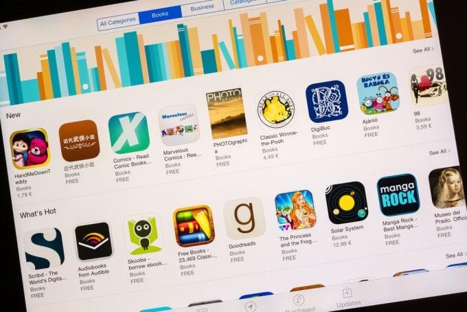 Apple löscht Apps wegen Datenmissbrauch aus AppStore AppStore Apple löscht über 250 Apps wegen Datendiebstahl aus AppStore shutterstock 199878185 680x454