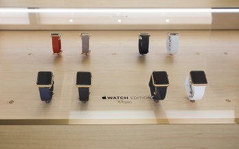 Apple Watch dominiert den Smartwatch-Markt deutlich