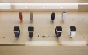 Apple Watch dominiert den Smartwatch-Markt deutlich