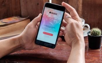 Apple Music schätzungsweise nur 3,5 Millionen Kunden