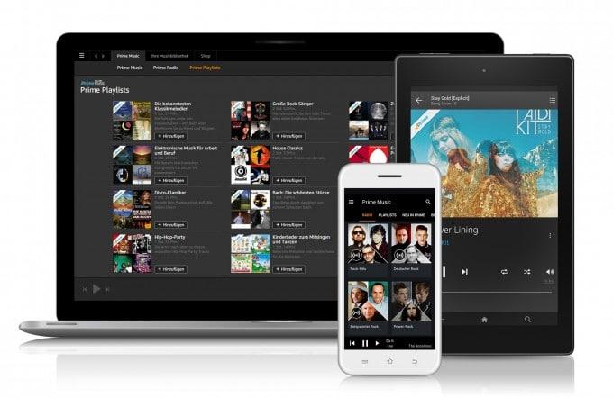 Amazon Prime Music bereit für Deutschlandstart Amazon Amazon Prime Music ab sofort in Deutschland und Österreich verfügbar Amazon Prime Music startet 680x442