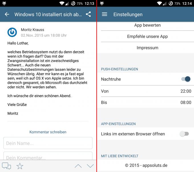 TechnikSurfer App 3.0 jetzt auch für Android TechnikSurfer In eigener Sache: TechnikSurfer 3.0 jetzt auch für Android verfügbar Android 3 0 2 680x604