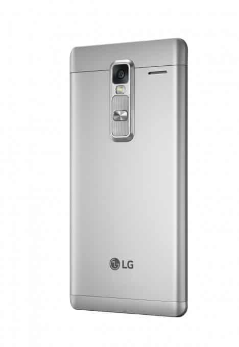 LG Class mit Echtmetallrahmen LG Class Einsteiger-Gerät LG Class kommt pünktlich zu Weihnachten nach Deutschland Bild LG Class 03 468x680