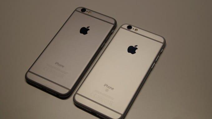 iPhone 6 (links) und iPhone 6s (rechts) im optischen Vergleich. iphone 6s iPhone 6s unter der Lupe – nicht alles klingt nach Apples Philosophie DSC05216 680x382