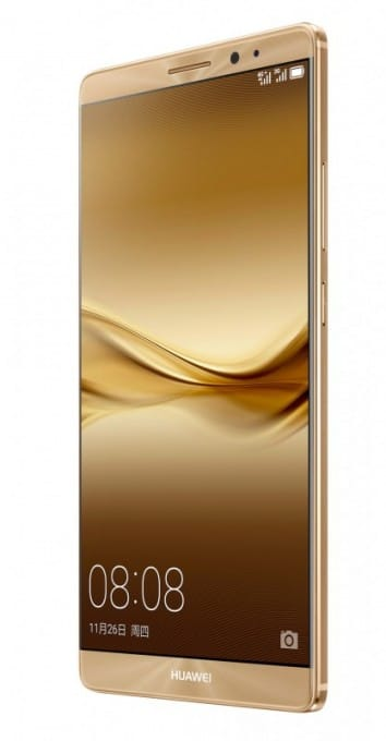 Huawei Mate 8 kommt 2016 auf den Markt Huawei Mate 8 Huawei Mate 8 – das Luxussmartphone kommt 2016 Huawei Mate 8 kommt zur CES 354x680