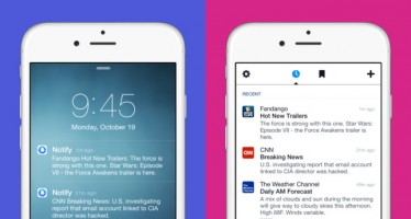Facebook bringt News-App namens Notify an den Start