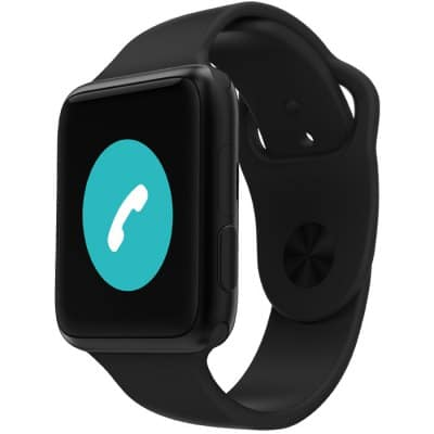 Ulefone uWatch - die Billigkonkurrenz von Apple Ulefone uWatch Ulefone uWatch – die Apple Watch für unter 30 Euro Ulefone uWatch bei Gearbest