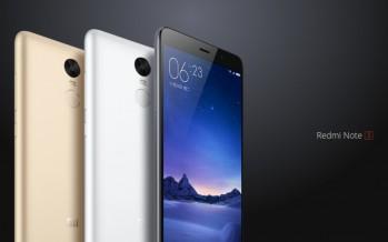 Xiaomi RedMi Note 3: gutes Mittelklasse-Smartphone ab Dezember erhältlich<span> </span><span style= 'background-color:#c6d2db; font-size:small;'> Anzeige</span>