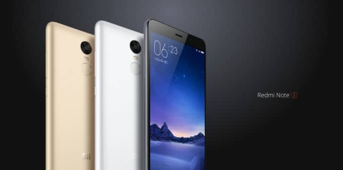 Das neue Xiaomi RedMi Note 3 kann vorbestellt werden xiaomi redmi note 3 Xiaomi RedMi Note 3: gutes Mittelklasse-Smartphone ab Dezember erhältlich Xiaomi RedMi Note 3 vorbestellen 680x337