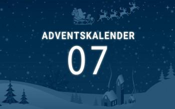Adventskalender Tag 7: W-LAN im Auto – immer und überall