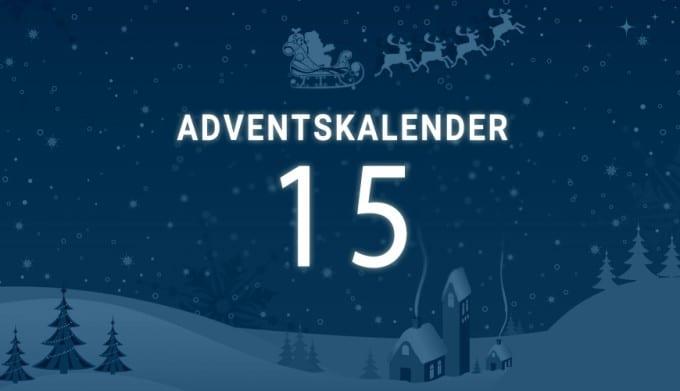 Adventskalender Tag 15 Adventskalender Adventskalender Tag 15: wasserdichtes Telefon für dein Zuhause Adventskalender 15 2015 680x391