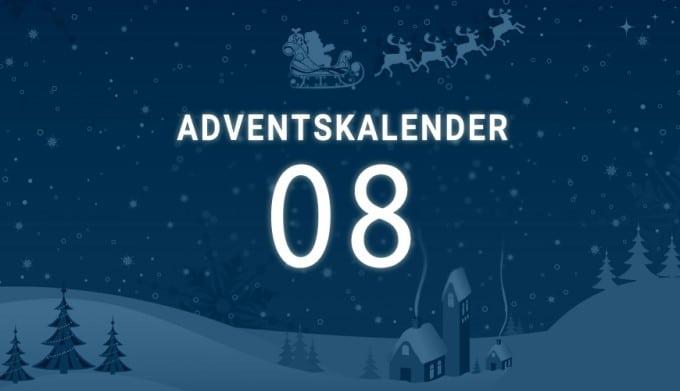 Adventskalender Tag 8 adventskalender Adventskalender Tag 8: heute gibt's Speicher satt Adventskalender Tag 08 2015 680x391