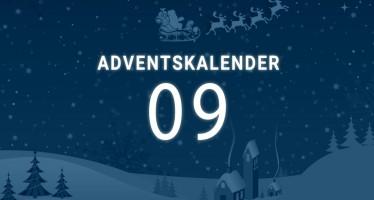 Adventskalender Tag 9: Noch mehr Akkupower und Gutscheine