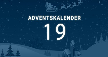 Adventskalender Tag 19: auf ins digitale Zeitalter