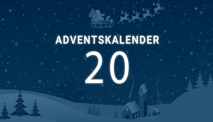Adventskalender Tag 20 Adventskalender Adventskalender Tag 20: ab heute geht es rund Adventskalender tag 20 680x391