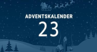 Adventskalender Tag 23: es weihnachtet sehr