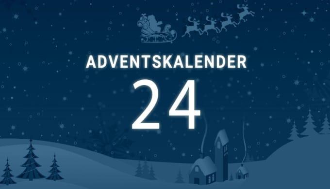 Adventskalender Tag 24 Adventskalender Adventskalender Tag 24: frohe Weihnachten Adventskalender tag 24 2015 680x391