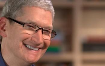 Tim Cook versichert: bei Apple wird es keine Hintertüren geben