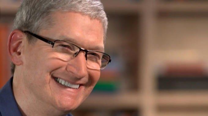 Apple CEO Tim Cook im Interview Apple Tim Cook versichert: bei Apple wird es keine Hintertüren geben Apple CEO Tim Cook im Interview 680x380