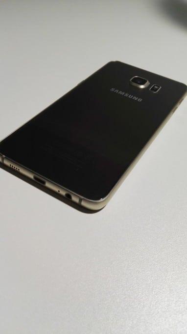 Samsung Galaxy S6 Edge Plus - die Kamera steht ab s6 edge Samsung Galaxy S6 Edge Plus unter der Lupe – der Aufpreis lohnt sich nicht IMG 20151120 183353 382x680