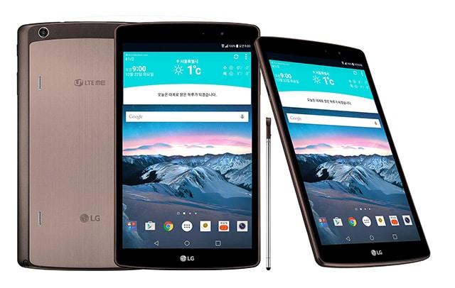 LG G Pad 2 8.3 LTE vorgestellt LG G Pad LG G Pad 2 8.3 LTE geht in Südkorea an den Start LG G Pad 2 vorgestellt